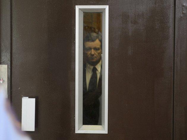 Hlavní cenu v soutěži Czech Press Photo 2013 dostal reportér ČTK Michal Kamaryt za snímek bývalého poslance a hejtmana Davida Ratha obžalovaného z korupce.