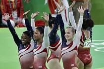 Americké gymnastky