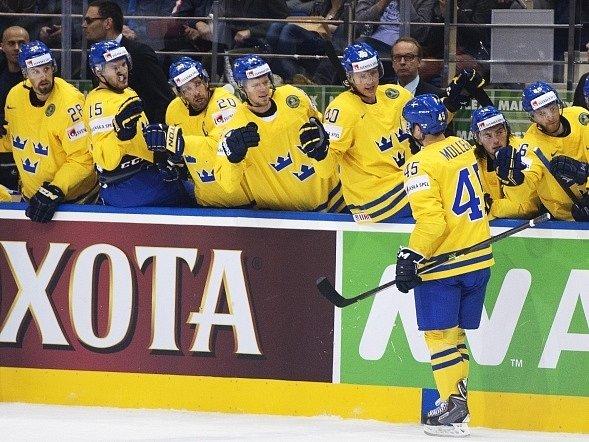 Švédsko si poradilo s Francií