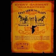 značka Levi Strauss & Co