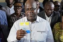 Vítěz prezidentských voleb Felix Tshisekedi