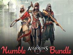 Humble Assassin's Creed Bundle.