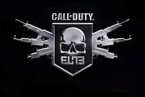 Logo herní služby Call of Duty Elite.