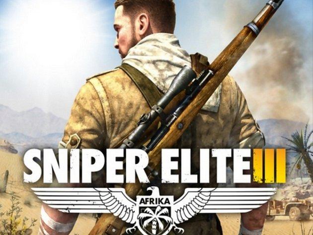 Počítačová hra Sniper Elite 3.