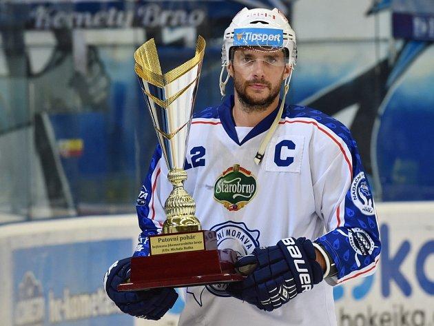 Hokejisté Komety vyhráli turnaj O Pohár hejtmana Jihomoravského kraje.