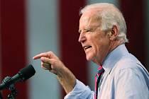 Americký viceprezident Joe Biden.