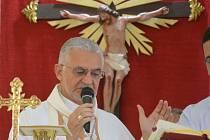 Paraíbský arcibiskup Manoel Delson.