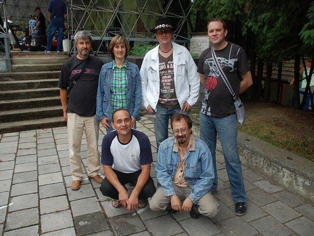 Michal Tučný Revival Band