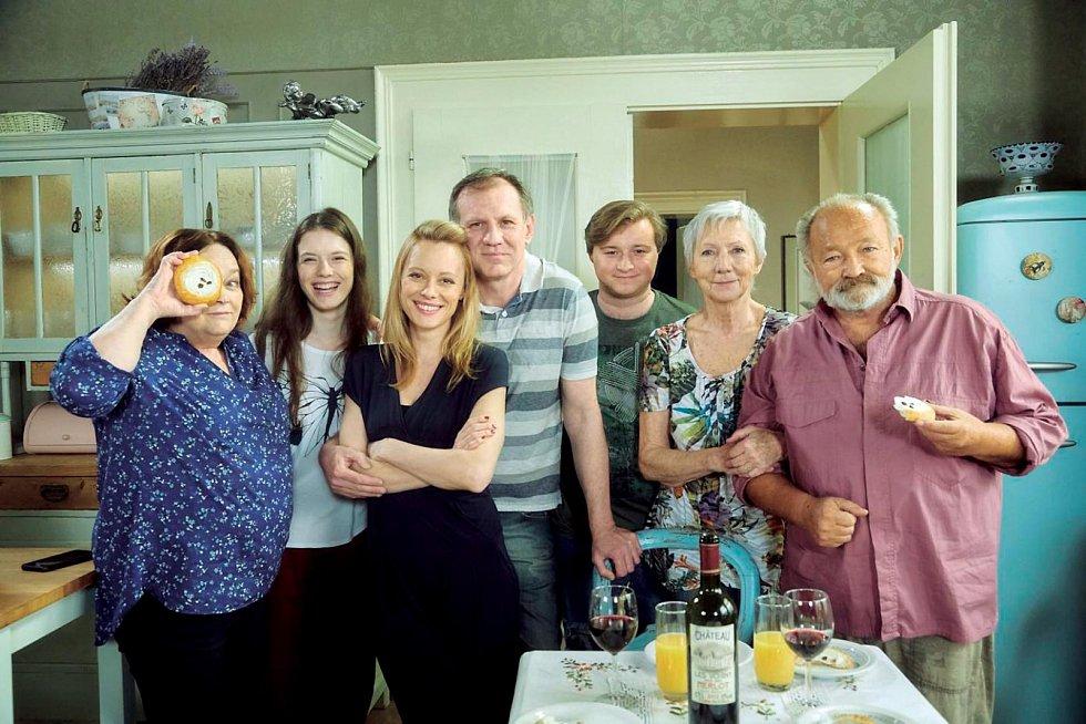 Seriál TV Nova Ulice: Peškovi