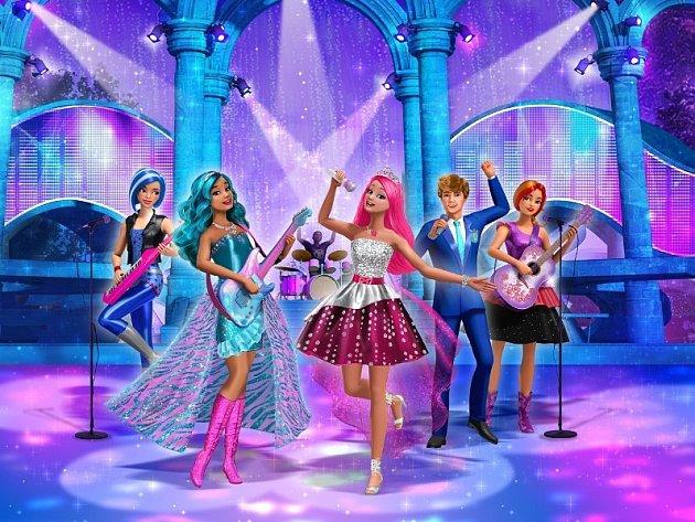 Barbie Rock´n Royals.
