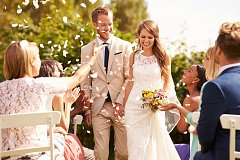 Svatba. Ilustrační snímek