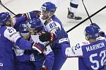 Radost hokejistů  Slovenska
