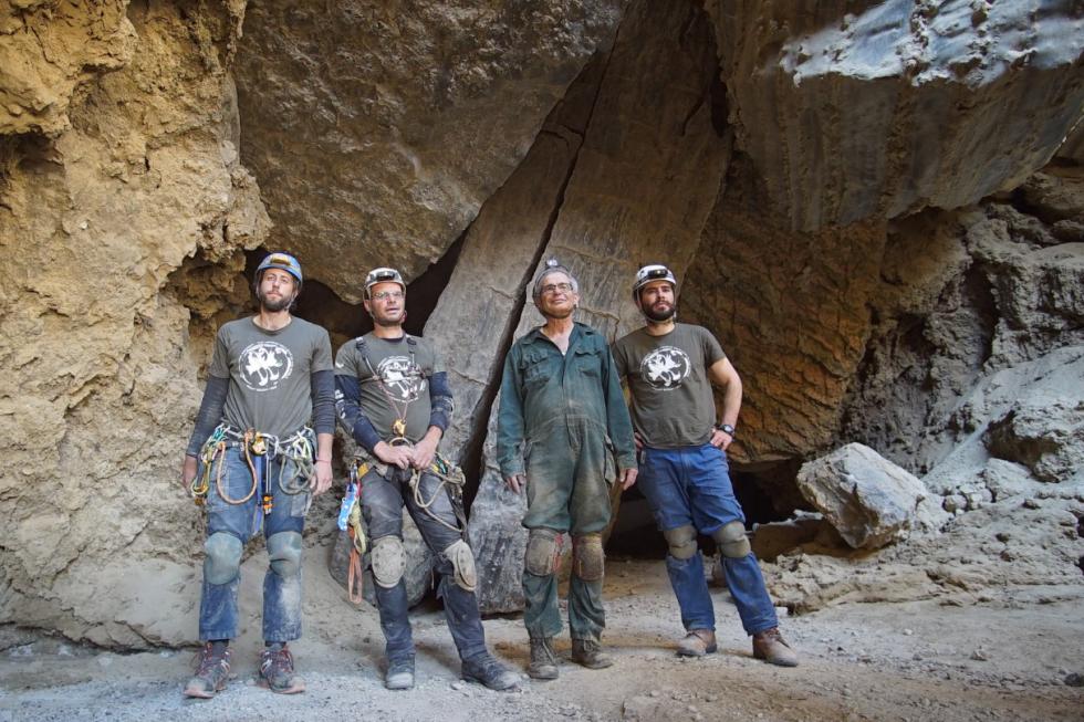 Pod horou Sodoma v Izraeli vědci zmapovali nejdelší známou solnou jeskyni. Měří deset kilometrů