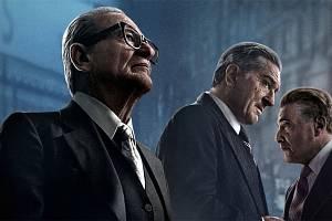 Film Irčan, režie Martin Scorsese