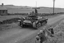 Polští vojáci bojující během 2. světové války na straně Spojenců