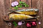 Pomazánka z uzené makrely