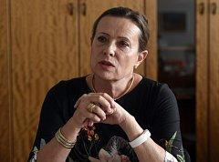Bývalá ředitelka Energetického regulačního úřadu (ERÚ) Alena Vitásková.