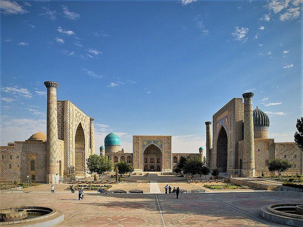 """Dostal se také do Samarkandu, třetího největšího uzbeckého města. Toulání mu zůstalo vlastní i při pozdější kanibalské """"kariéře"""""""