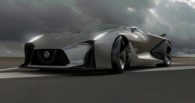 Nissan Concept2020 Vision Gran Turismo.