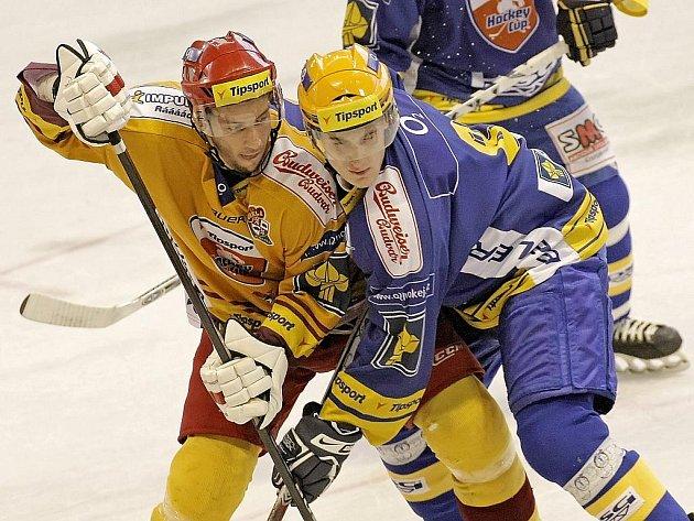 Hokejistí Jihlavy prohráli v semifinále Tipsport Cupu se Zlínem.