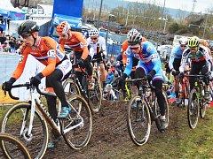 Mistrovství světa v cyklokrosu – Bieles, Lucembursko. Závod mužů.