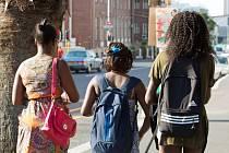 Účesy afrických žen. Ilustrační snímek