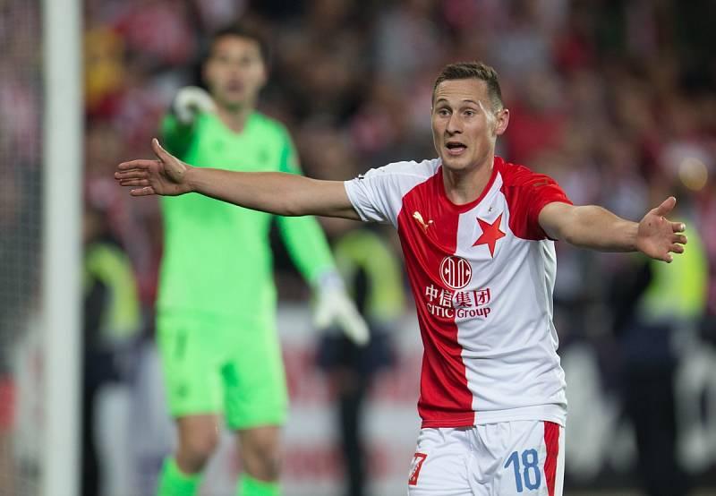 SK Slavia Praha – FC Slovan Liberec. Jan Bořil.