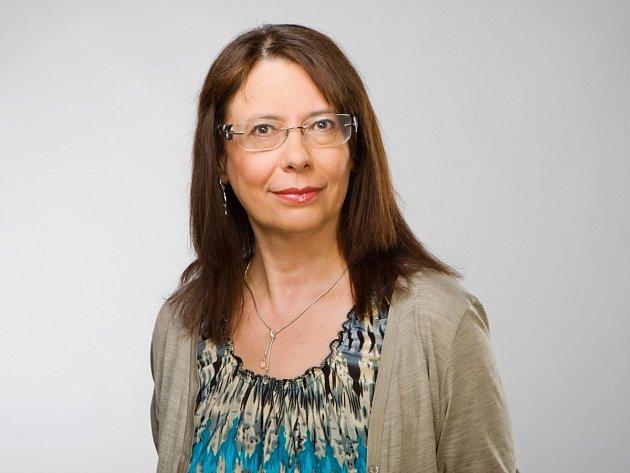 Kreativní producentka a dramaturgyně Alena Müllerová.