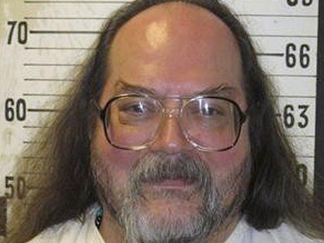Popravený vězeň Billy Ray Irick
