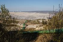 Polský hnědouhelný důl a elektrárna Turów. Archivní foto