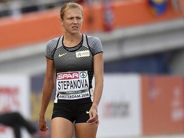 Julia Stěpanovová