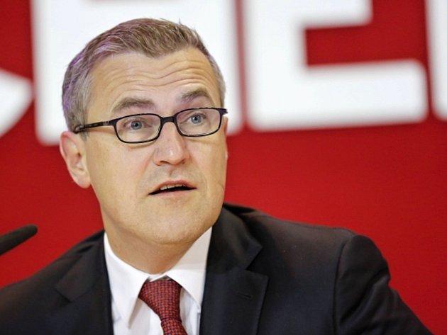 Finanční ředitel Bayernu Jan-Christian Dreesen.