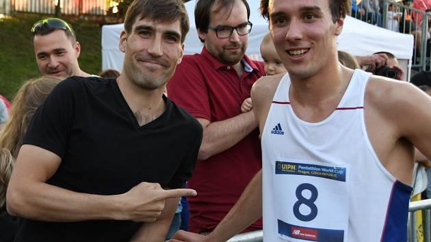David Svoboda a Jan Kuf