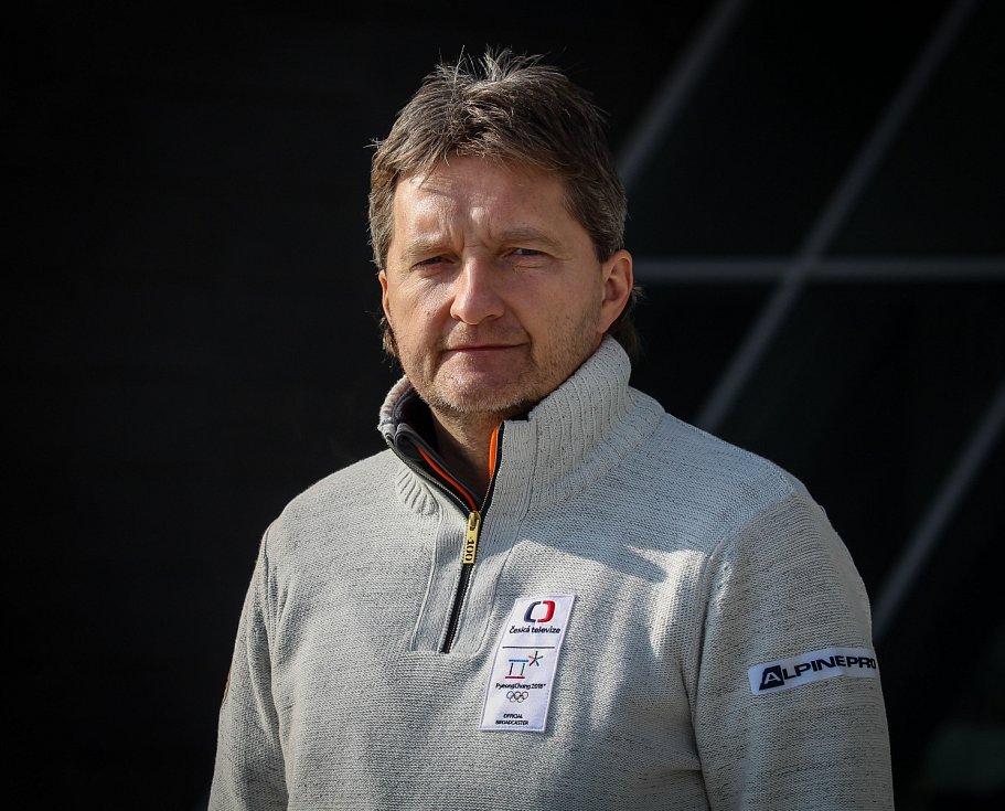 Jaromír Bosák, oblíbený sportovní komentátor