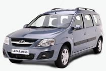 Lada Largus je převlečená Dacia Logan.