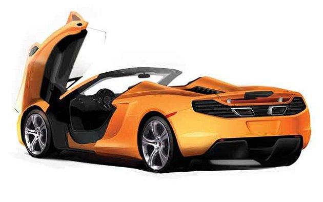 Silniční verze McLaren MP4-12C