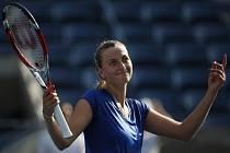 US Open, den 2.: Petra Kvitová