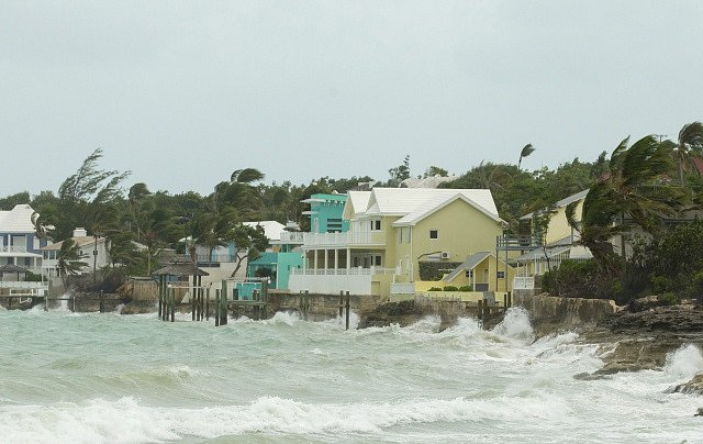 Hurikán Irma devastoval Bahamy.