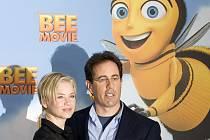 Renee Zellweger a Jerry Seinfeld