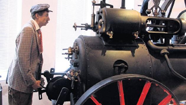Elektrárenské muzeum v Písku zaujme i netechnické typy