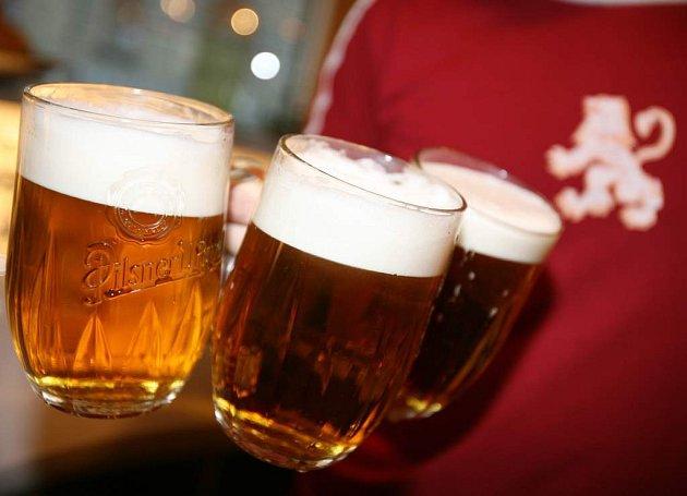 Točené pivo