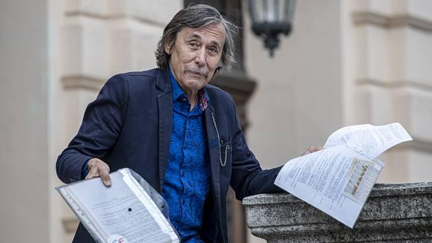 Ladislav Dušek (na snímku z 12. září 2019)