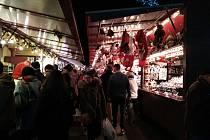 Trhy ve Štrasburku