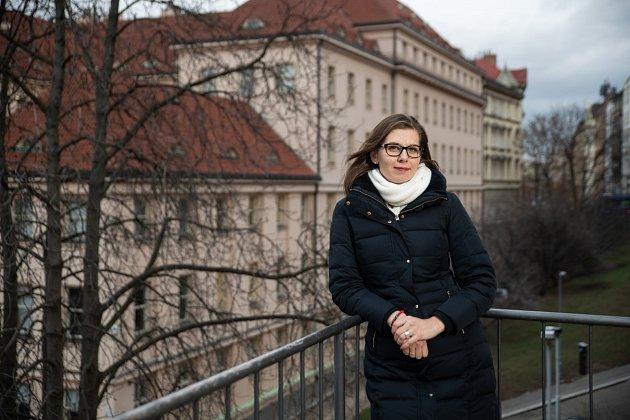 Lenka Vyhnálková