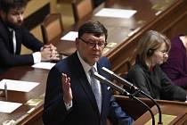 Poslanec Zbyněk Stanjura