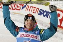 Finský skokan na lyžích Harri Olli opanoval páteční závod Světového poháru v norském Lillehammeru.