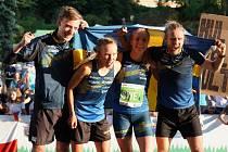 MS v orientačním běhu v Doksech: Radost švédské štafety ze zlata