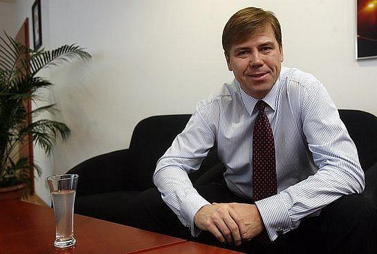 Radomír Lašák, prezident ČSA