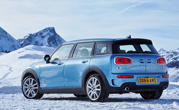 Mini Clubman ALL4.