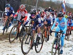 Mistrovství světa v cyklokrosu – Bieles, Lucembursko. Závod žen do 23 let.